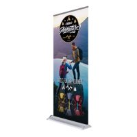 3ft. Best Roll Up Banner Graphic Package
