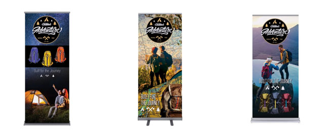 Best Selections of Roll Up Banners | Signforest.com